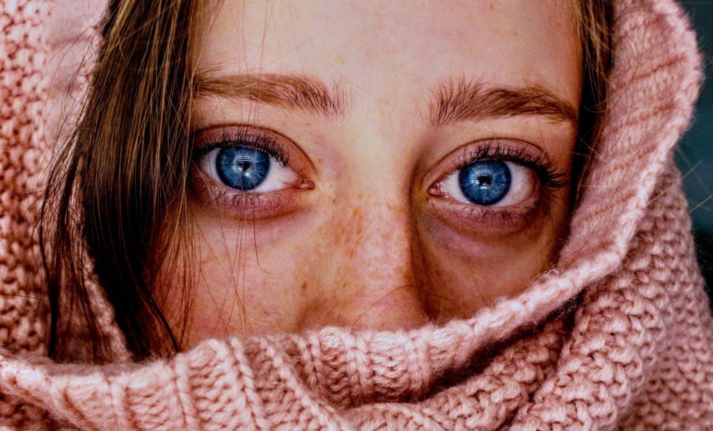 Rote Augen vom Kiffen 2